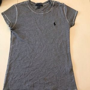 Womans polo top